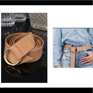 B-Low the Belt Mia-Tan Vegan Leather-OS